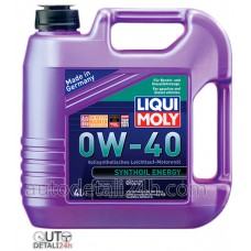 Liqui Moly SAE 0W-40 Synthoil Energy 5L