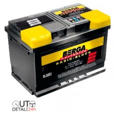 Berga Basic Block 52Ah (R+) 552400047